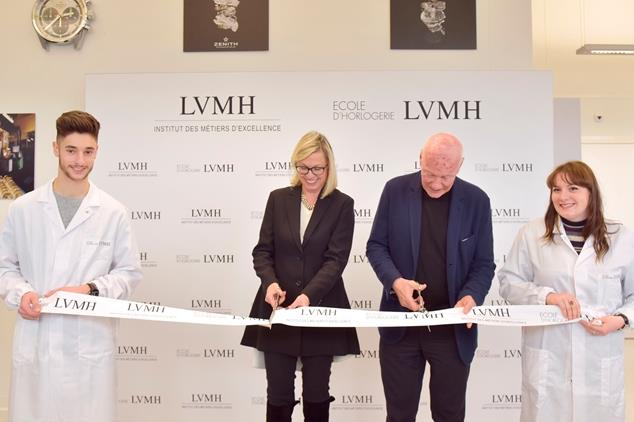 LVMH Group - TAG Heuer & Zenith Join Forces