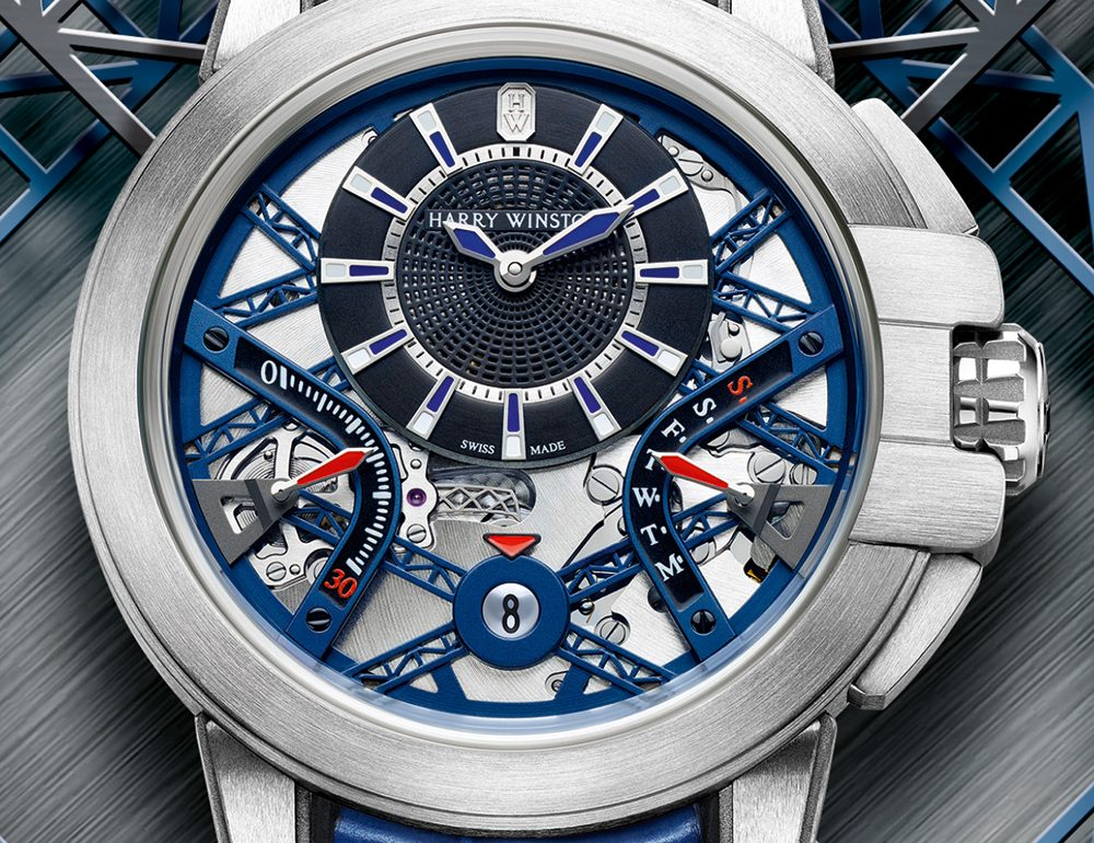 Harry Winston Project Z10