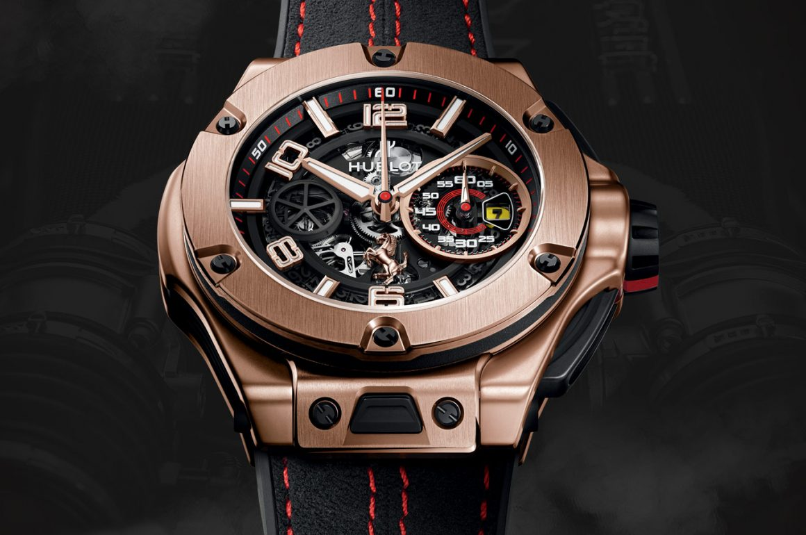 Hublot Big Bang Unico Ferrari Watch