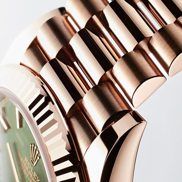 Rolex Day Date 40 '60th Anniversary' Rose Gold