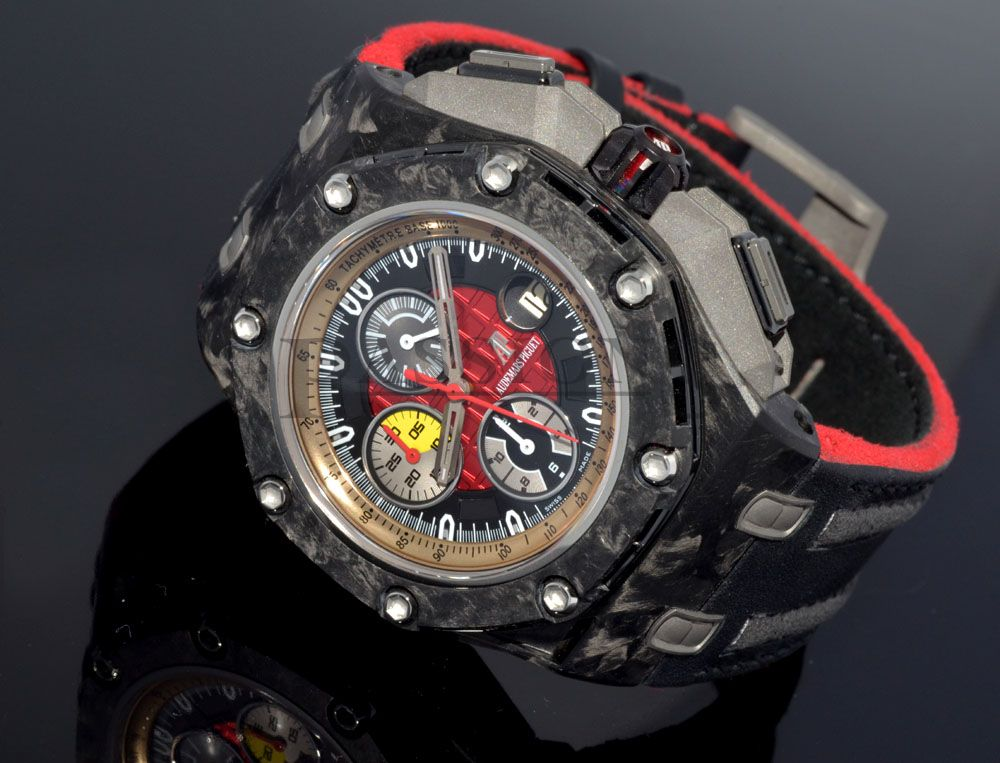 Audemars Piguet Royal Oak Offshore Grand Prix Limited Edition Ref