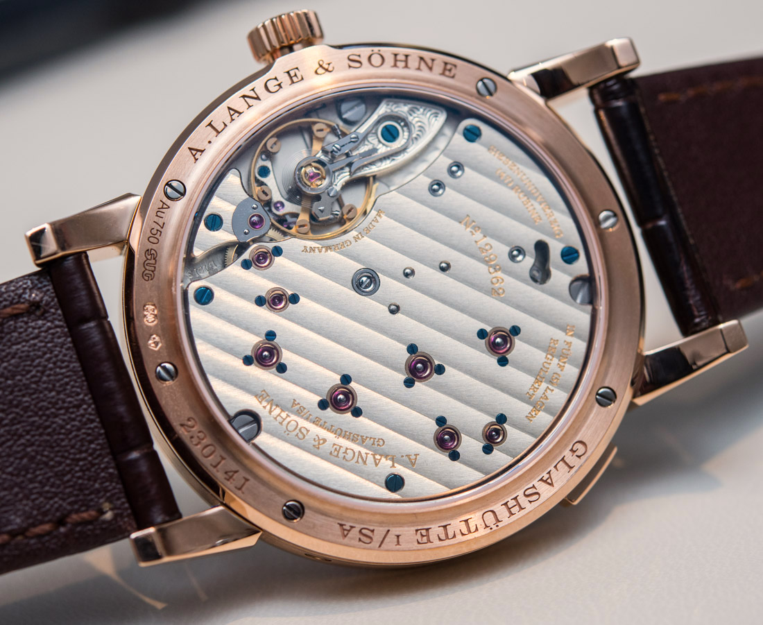 A. Lange & Söhne Lange 1 Moon Phase Watch
