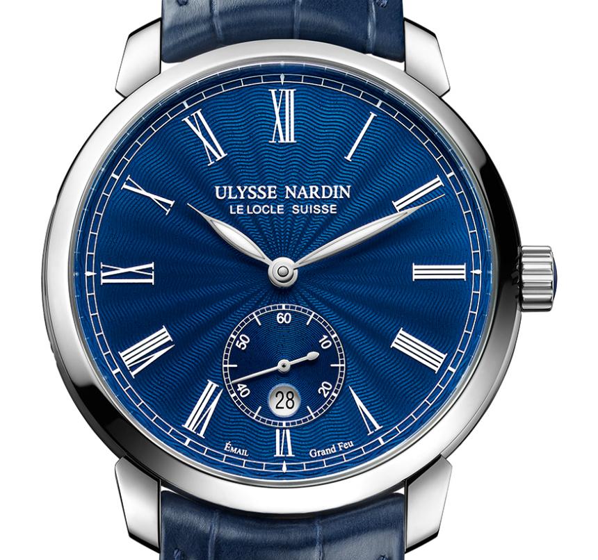 Ulysse Nardin Classico Manufacture Grand Feu