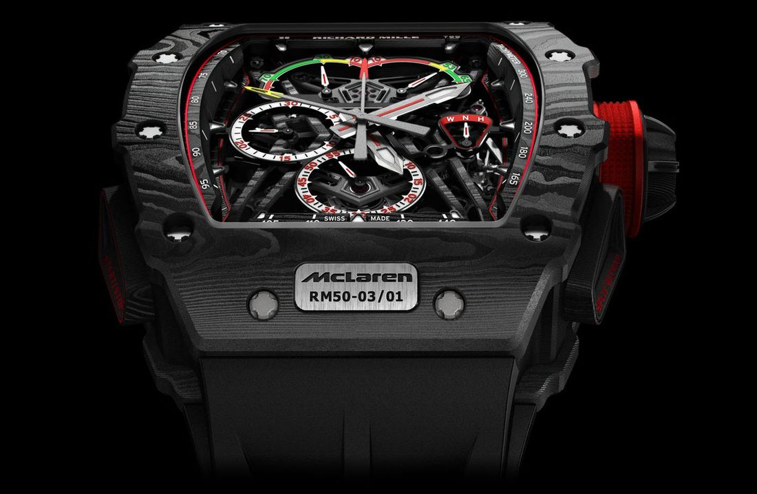 Richard Mille 50-03 McLaren-Honda