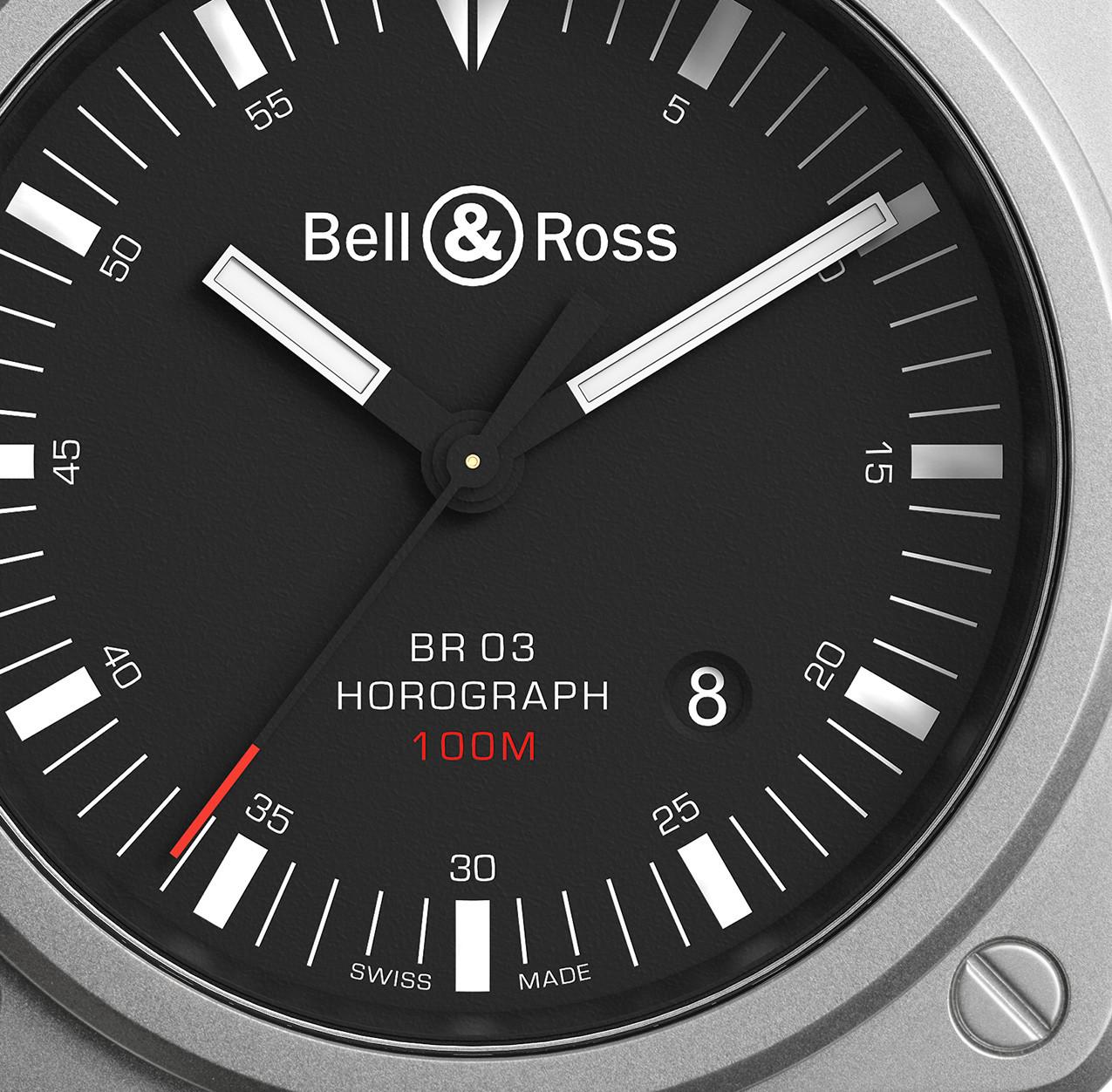 BR03 Horograph Focus