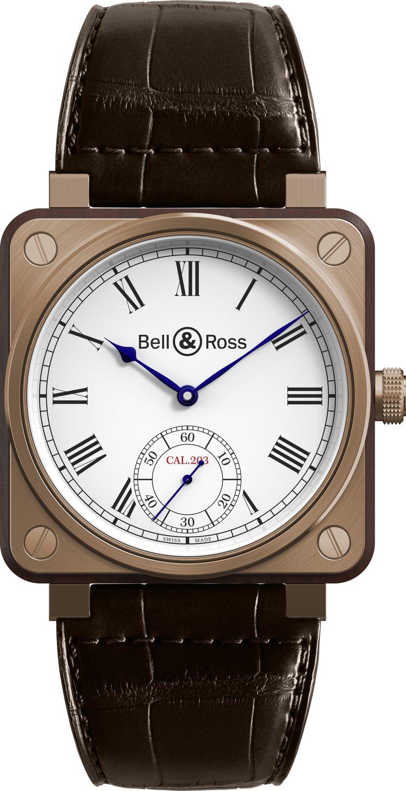 Bell & Ross Instrument De Marine