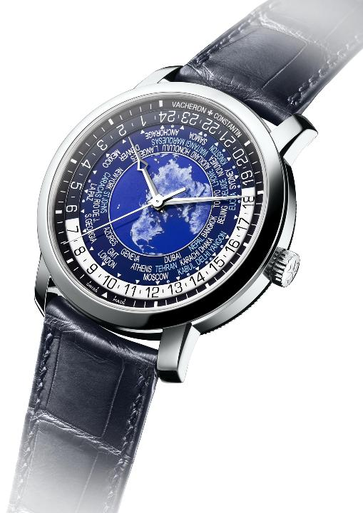 World Time Traditionnelle 86060/000P-9772