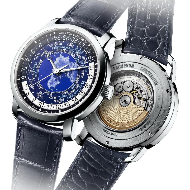World Time Traditionnelle86060/000P-9772