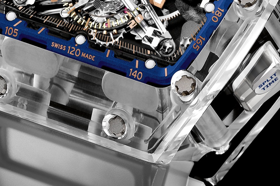 Richard Mille RM056 Jean Todt Sapphire