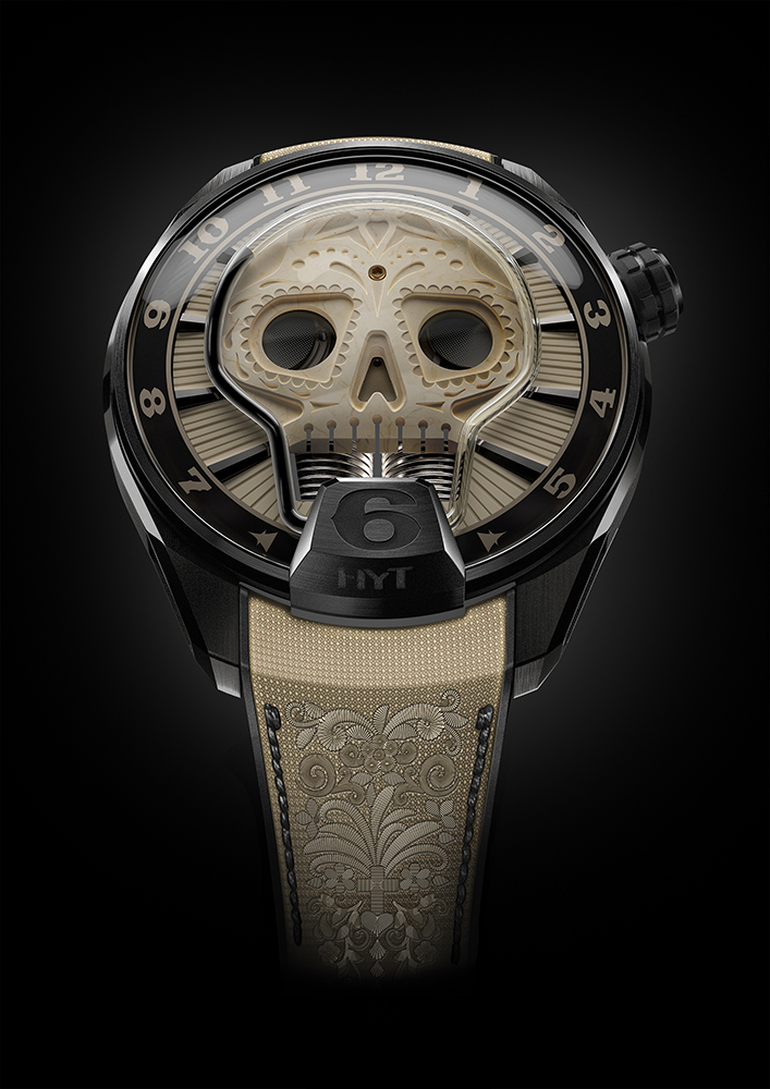 HYT Watches Skull Vida