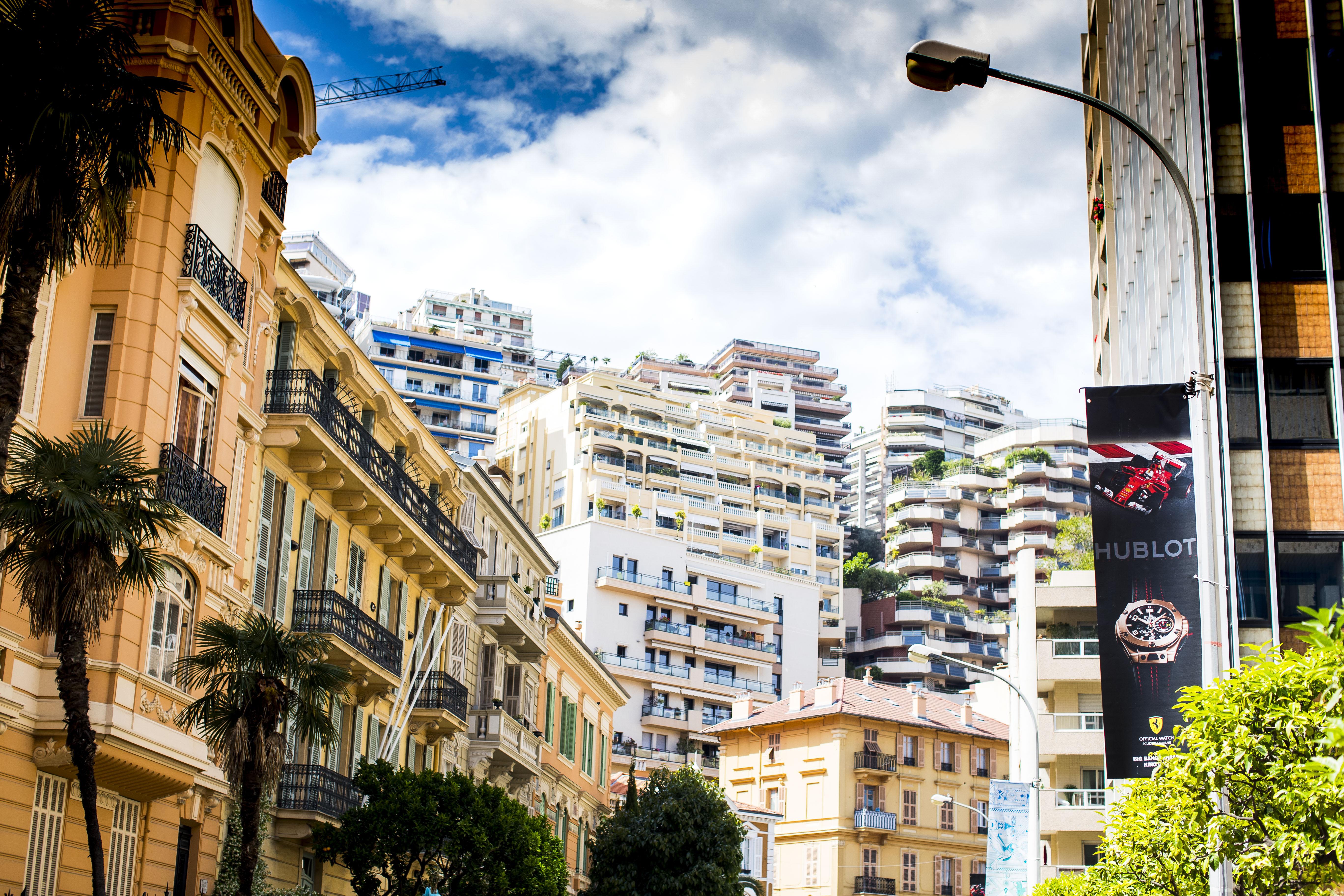 Hublot's presence in Monaco