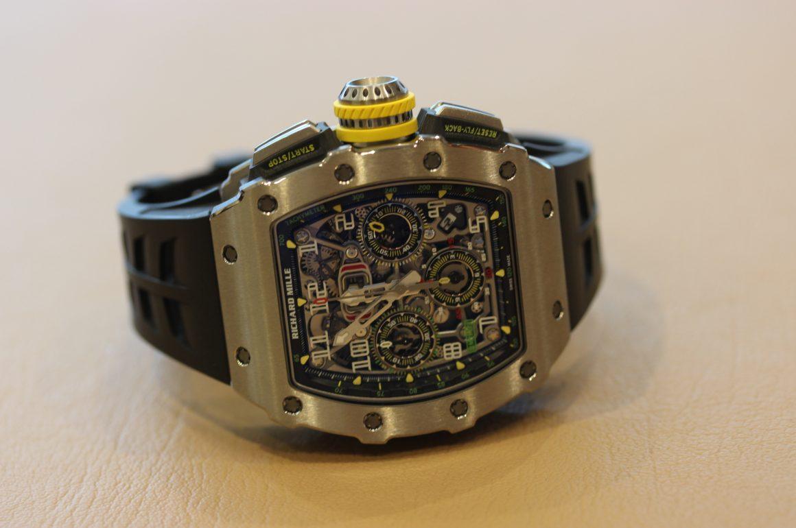 Richard Mille RM 011-03