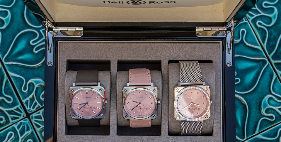 Bell & Ross Novarosa Breakfast event