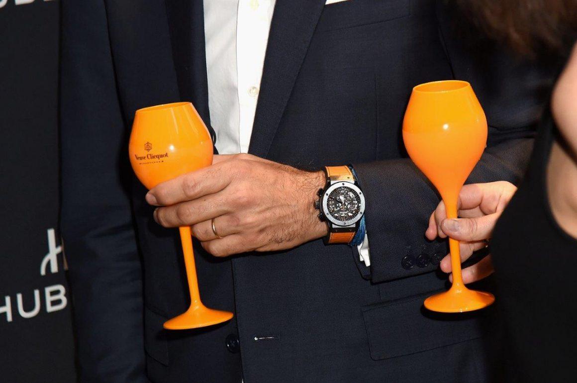 Hublot Classic Fusion Veuve Clicquot