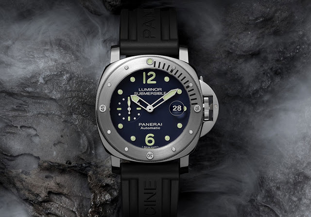 Panerai Luminor Submersible Automatic Acciaio 'E-Commerce Micro-Edition'