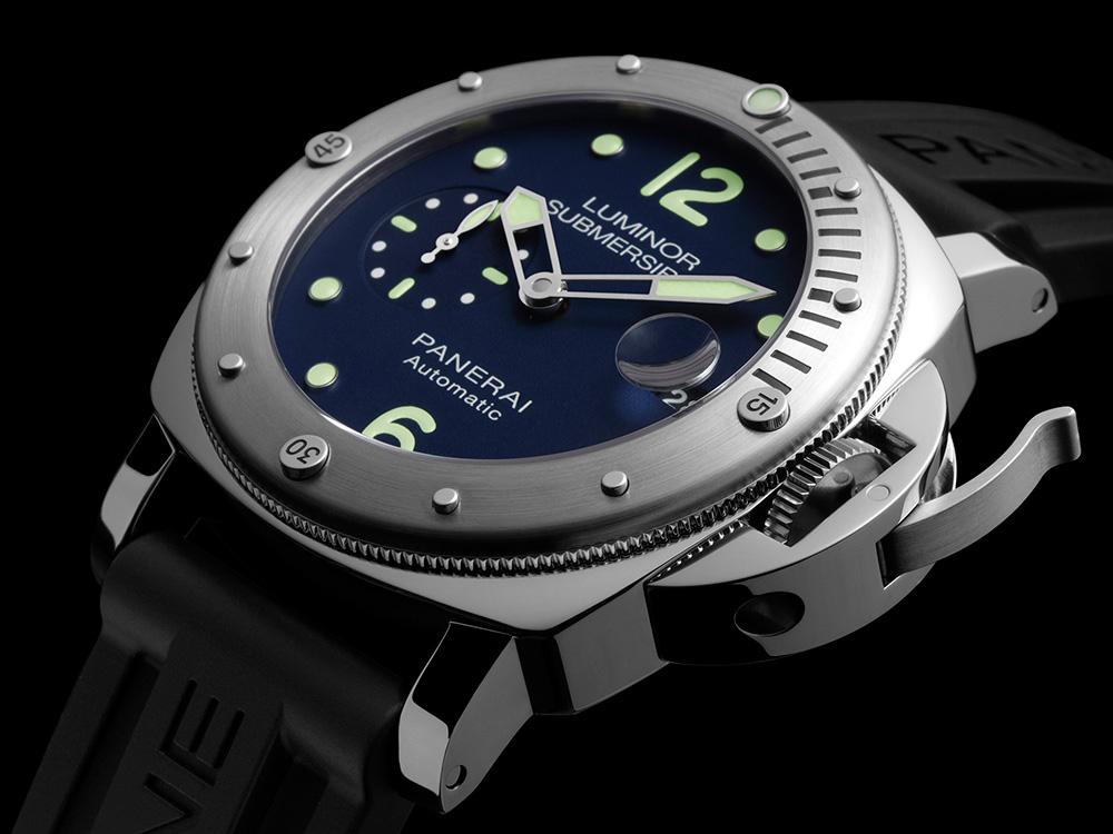 Panerai Luminor Submersible Automatic Acciaio 'E-Commerce Micro-Edition'