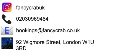 fancy crab contact information
