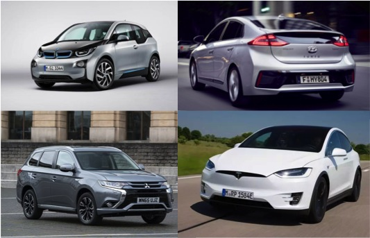 modern day cars