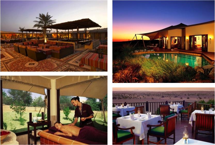 Al Maha Resort and Spa